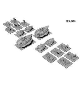 Spartan Games Aquan Prime Recon Helix