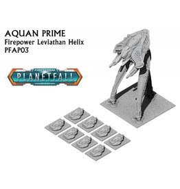 Spartan Games Aquan Prime Firepower Leviathan Helix