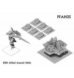 Spartan Games RSN Allied Assault Helix