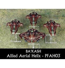 Spartan Games Ba'Kash Allied Aerial Helix
