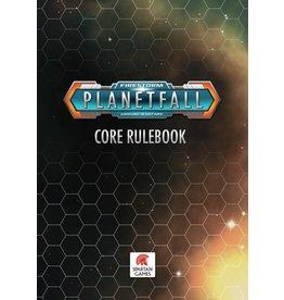 Spartan Games Planetfall Rulebook