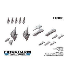 Spartan Games Firestorm Taskforce Sorylian vs Relthoza 2-Player Set
