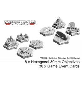 Spartan Games Battlefield Objectives