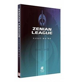 Spartan Games Zenian League Fleet Guide (HB)