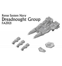 Spartan Games RSN Dreadnought Group