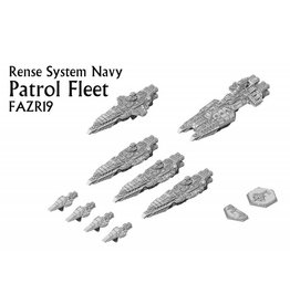 Spartan Games RSN Patrol Fleet