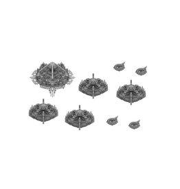 Spartan Games Kedorian Patrol Fleet