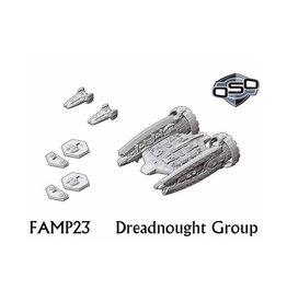 Spartan Games Omnidyne Dreadnought Group
