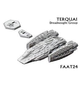 Spartan Games Terquai Dreadnought Group