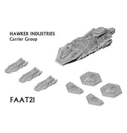 Spartan Games Hawker Industries Carrier Group