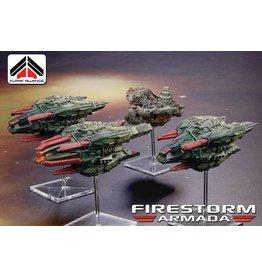 Spartan Games Veydreth Cruiser Group