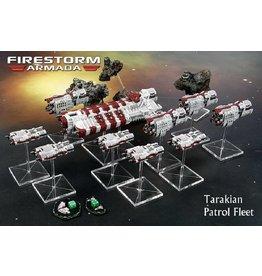 Spartan Games Tarakian Patrol Fleet