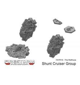 Spartan Games Relthoza Shunt Cruiser Group