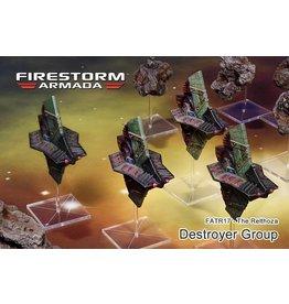 Spartan Games Destroyer Group