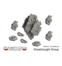Spartan Games Relthoza Dreadnought Group