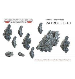 Spartan Games Relthoza Patrol Fleet