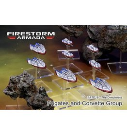 Spartan Games Directorate Frigate & Drone Group