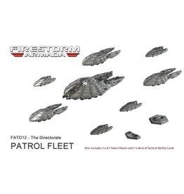 Spartan Games Directorate Patrol Fleet