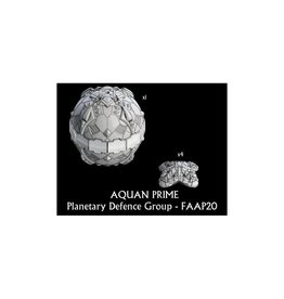 Spartan Games Aquan Planetary Defence Group