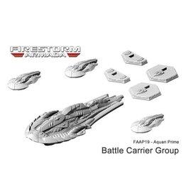 Spartan Games Aquan Battle Carrier Group