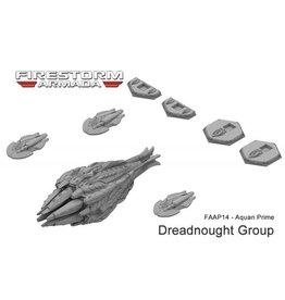 Spartan Games Aquan Dreadnought Group