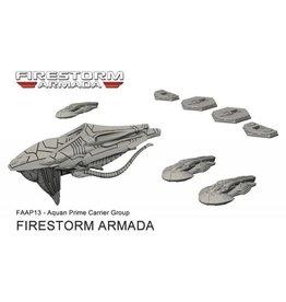 Spartan Games Aquan Carrier Group
