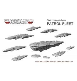 Spartan Games Aquan Patrol Fleet