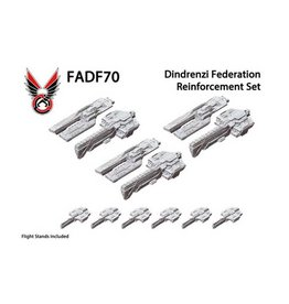 Spartan Games Dindrenzi Federation Reinforcement Set