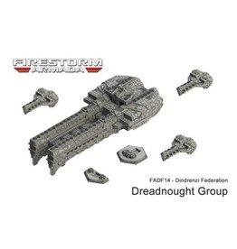Spartan Games Dindrenzi Dreadnought Group