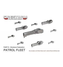 Spartan Games Dindrenzi Patrol Fleet