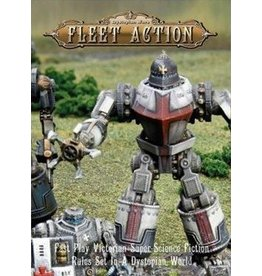 Spartan Games Fleet Action Rules Booklet