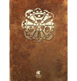Spartan Games Dystopian Wars 2.0 Rulebook 'Admiral' Edition