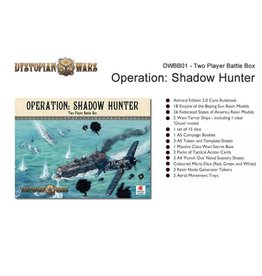 Spartan Games Operation Shadow Hunter 2.0 Two Player Starter