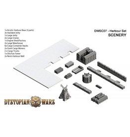 Spartan Games Dystopian Wars Harbour Set