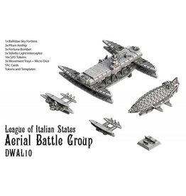 Spartan Games Italian Aerial Battle Group