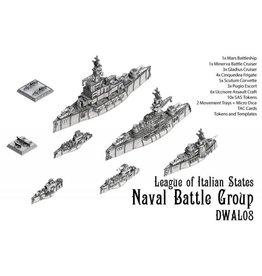 Spartan Games Italian Naval Battle Group