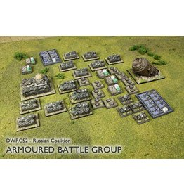 Spartan Games Russian Coalition Armoured Battle Group