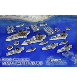 Spartan Games Russian Coalition Naval Battle Group