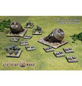 Spartan Games Russian Coalition Subterranean Group