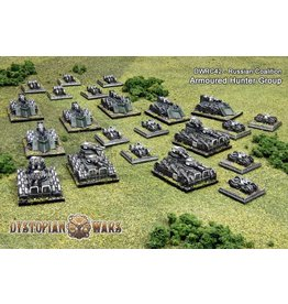 Spartan Games Russian Coalition Armoured Hunter Group