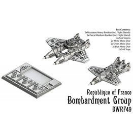 Spartan Games Republique of France Bombardment Group