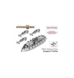 Spartan Games Republique of France Support Flotilla