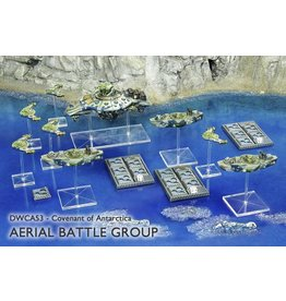 Spartan Games Covenant of Antarctica Aerial Battle Group