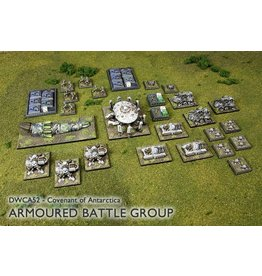 Spartan Games Covenant of Antarctica Armoured Battle Group