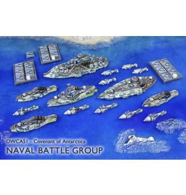 Spartan Games Covenant of Antarctica Naval Battle Group