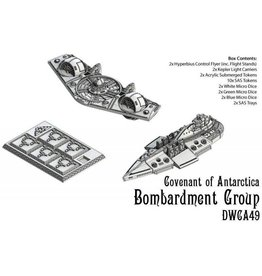 Spartan Games Covenant of Antarctica Bombardment Group