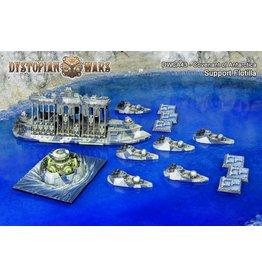 Spartan Games Covenant of Antarctica Support Flotilla