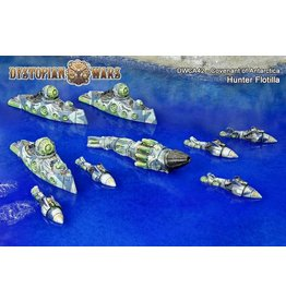 Spartan Games Covenant of Antarctica Hunter Flotilla