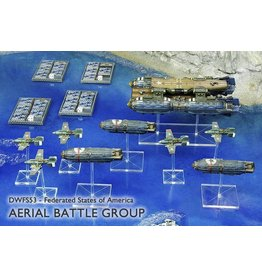 Spartan Games Federated States of America Aerial Battle Group