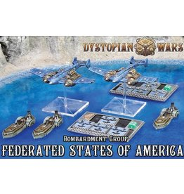 Spartan Games Federated States of America Bombardment Group